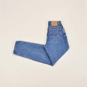 Vintage Plus Size Mom Jeans